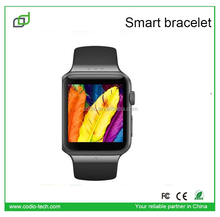 Cheap wholesale bluetooth connection for iphone6/6p android mobile phone touch screen smart watch