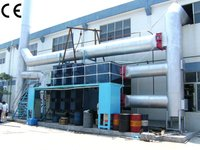Dry Cloth Waste Oil Absorber Device