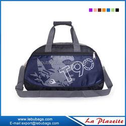 Designer custom durable waterproof travel gym duffel bag