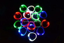 2015 new product wholesale Party supplies LED Flashing Bracelets