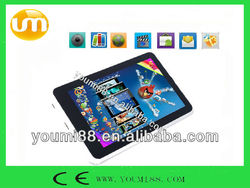 3g wifi dual sim android phone MTK6575 and 3G/2G calling dual sim tablet