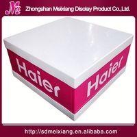 Plastic cake display cases, MX6044 Plastic clear lipstick display stand