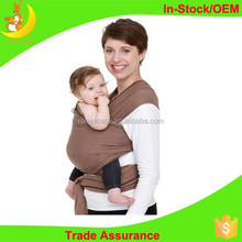 Breathable baby wrap comfortable baby hip seat carrier with high quality