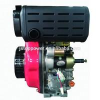 192F 12hp air-cooled single cylinder copy kama diesel engine