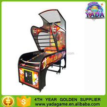 super ball coin operated electronic basketball game machine for sale