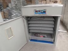 automatic egg hatching machine / chick hatching machine / quail egg hatching machine with automatic adding water