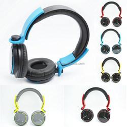 headband style and wired communication gaming cheap wireless headphone