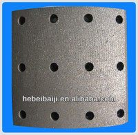 19938 Brake Lining for VOLVO F12 FH12 truck,spare parts brake parts,asbesto free