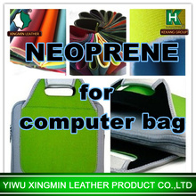 NEOPRENE for computer bag