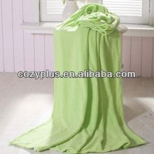 2013 China top 10 100% Polyester Fabric Fleece Blanket for diamond grip gloves