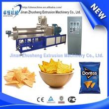 Automatic Doritos Chips/Snacks making Machine in china