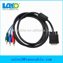 Adapter cable Vga To Rca Connect Cable