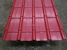 metal iron roofing tile/corrugated steel roofing sheet/ppgi steel sheet
