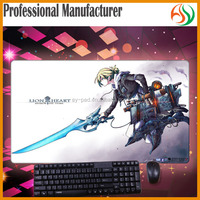AY Best Quality Computer Gaming Keyboard Pad , Latest Design Mouse Mat , Custom Playmat