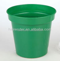 plastic garden cloche flower pot