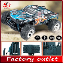 New China RC Hobby 2.4G 4WD Off-road Cars trucks Remote Control trucks for sale