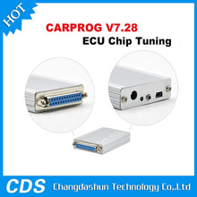New Carprog V7.28 ECU Chip Tunning for car radios, odometers, dashboards, immobilizers repair including advanced functions