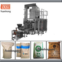 Anhui Yuanhong Automatic 25kg 50kg Bags grain Packing Machine