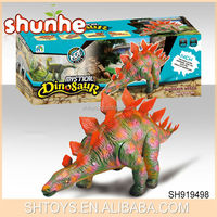 2015 Lighting Realistic Plastic Battery Operated Dinosaur Toys With Sound