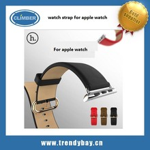 HOCO brand genuine leather watch strap for apple watch in America and Europe