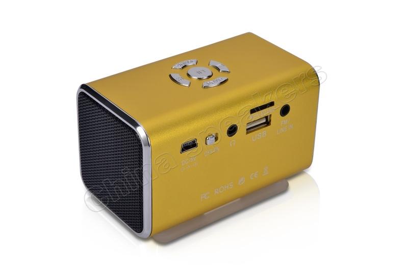 Аудио колонка 30pcs/nizhi tt6 TF, u , FM,