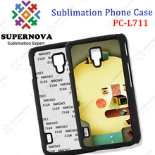 Custom Mobile Phone Case for LG L7II
