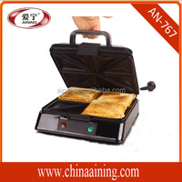 Commercial Grill Sandwich Maker With Customized Logo As Seen On TV Sandwich Maker