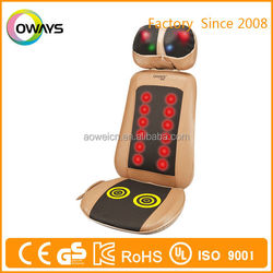 Trustworthy China supplier massage cushion massage pillow