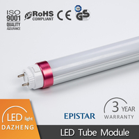 China manufactory house lighting 900mm 1200mm led tube t8 with CE and Rohs led parts