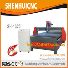 shenhui cnc router woodworking machine SH-1218 for redwood