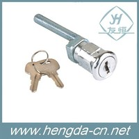 Zinc Alloy furniture/Desk drawer cylinder cam screw lock