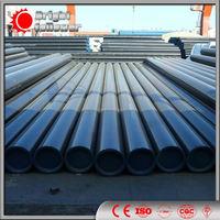 black annealed steel tubo