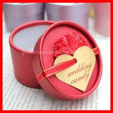 Hot Sell Professional Small Round Custom Trendy Mint Boxes
