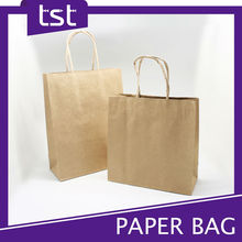 Wholesale Bespoke Cheap Recycle Brown Paper Bag