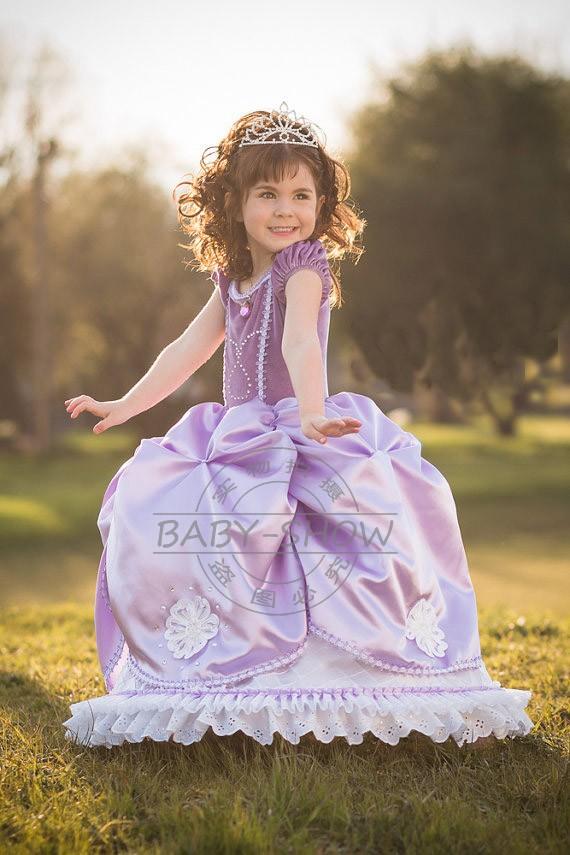 Детский маскарадный костюм Sofia the First  Fancy dress