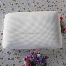 Low price wholesale bedding molded memory foam pillow