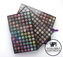 Cosmetics manufacturer 252 color eye shadow 3 layer palette eyeshadow palette