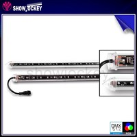 DMX LED icicle Meteor Starfall LED Tube Light for Night Club, DJ Show, Stage Decorations