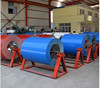 new corrugated galvanized steel coil rack iron weight calculator