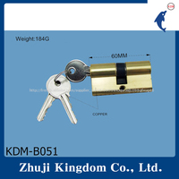 Sliding stainless steel window locks key with cylinder copper to Algeria