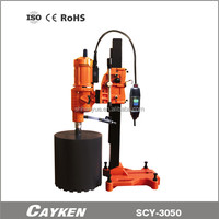 diamond core drill with bit for reinforced concrete SCY-3050