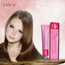 100ml herbal organic permanent shiny hair color cream