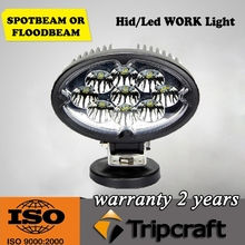 China wholesale car work light 27w led working light offroad led hanging worklight for truck