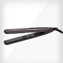 Waterproof LCD Korea hair straightener MCH Heater 1 inch flat iron