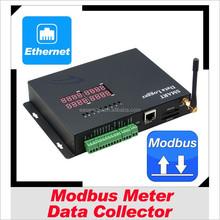 Modbus Meter Ethernet Collector water meter flow meter data logger