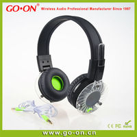 3.5mm wired Stereo Microphone Computer Headphones Headset For iPhone PC Laptop MSN Skype Chat