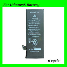 Top quality ! Original battery for iPhone 5s without recycle Brand New,Professional OEM mobile phone battery factory
