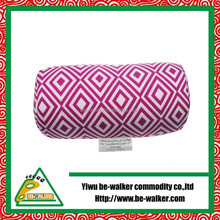 OEM&ODM Bedding Use And Adults Age Group Round Tube Spandex Pillows Modern Cushion Cushion