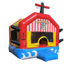 pirate inflatable bounce castle, inflatable jumper bouncer, inflatable trampoline