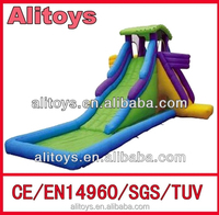 Ali giant inflatable water slide for adult with cheap price
